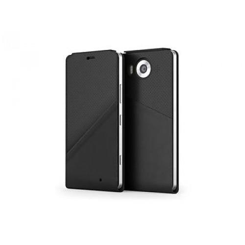 Mozo Accessories Notebook Flip Cover for Microsoft Lumia 950
