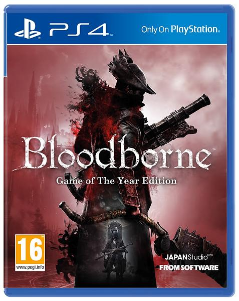 Bild på Bloodborne - Game of the Year Edition (PS4) från Prisjakt.nu