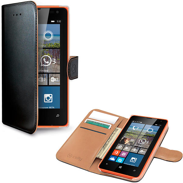 Celly Wallet Case for Microsoft Lumia 532