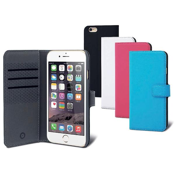 Muvit Wallet Folio Stand Case for iPhone 6/6s