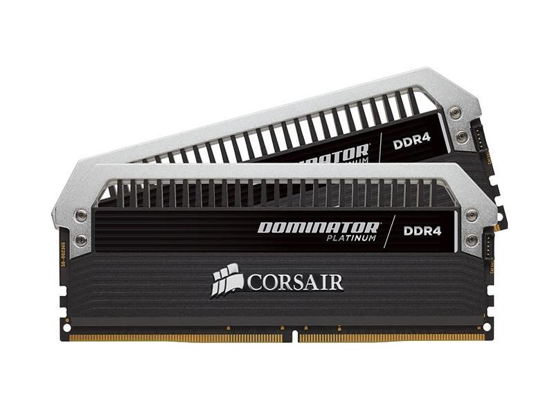 Corsair Dominator Platinum White LED DDR4 3000MHz 2x16GB (CMD32GX4M2B3000C15)