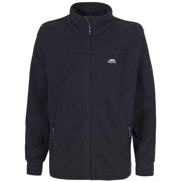 Trespass Bernal Full Zip Fleece Jacket (Uomo)