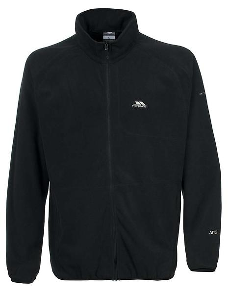 Trespass Gladstone Full Zip Microfleece (Uomo)
