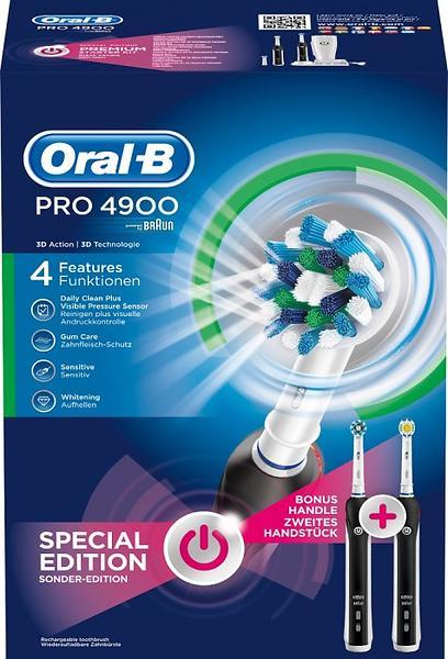 ORAL B 7000 PRISJAKT - små blodprickar på huden. Oral-B (Braun) Genius 8000  CrossAction 42673bebf7447