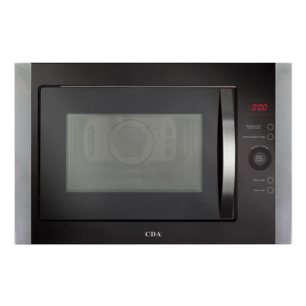 Best Deals On Cda Vm451 Stainless Steel Microwaves Compare Prices Pricespy