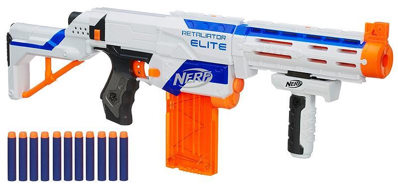nerf gun pris