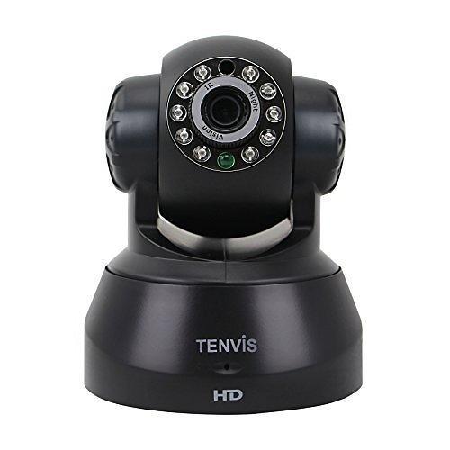tenvis jpt3815w hd au meilleur prix comparez les offres de cam ra de surveillance sur led nicheur. Black Bedroom Furniture Sets. Home Design Ideas