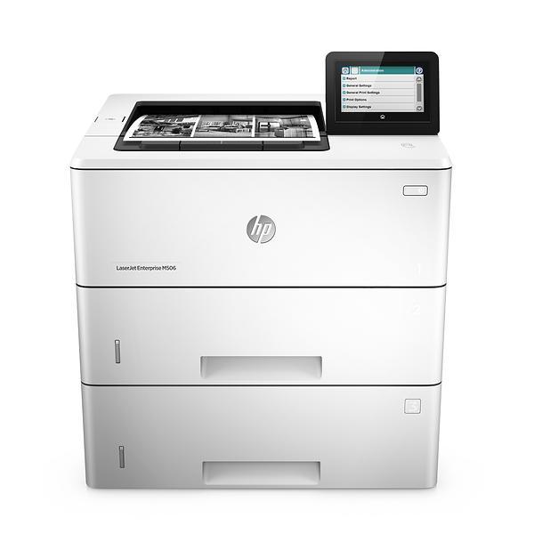 HP LaserJet M506xm