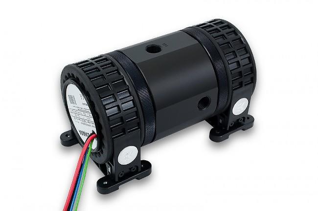 EK Waterblocks EK-XTOP Revo Dual D5 PWM incl. 2 Pumps