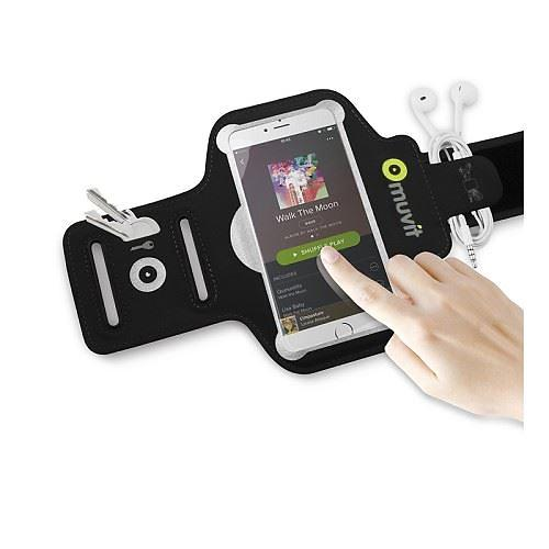 """Muvit Ultra Thin Arm Band for Smartphones 4.7-5.7"""""""