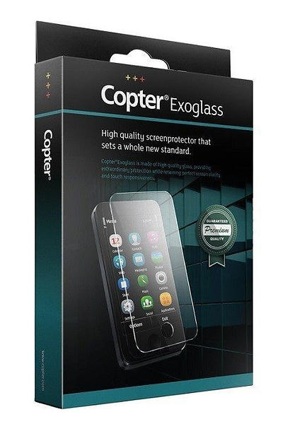 Copter Exoglass Full-Body Screen Protector for Sony Xperia Z5