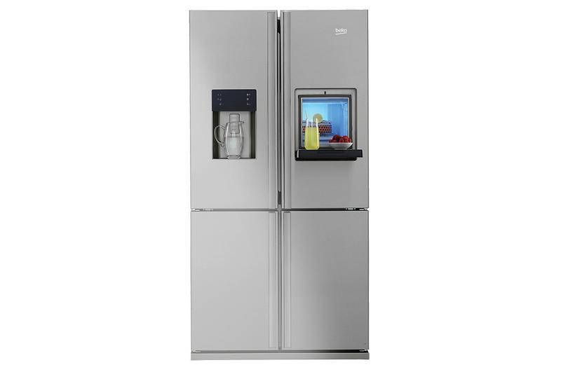 beko gne134630x inox au meilleur prix comparez les offres de r frig rateur cong lateur sur. Black Bedroom Furniture Sets. Home Design Ideas
