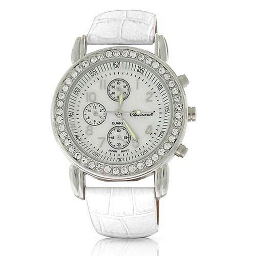 Bling Jewelry BRT-W10-CRL-WHITE