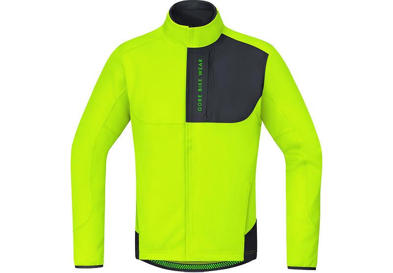 Gore Bike Wear Power Trail Windstopper Soft Shell Thermo Jacket (Uomo)