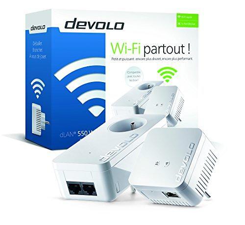 Devolo dLAN 550 WiFi Starter Kit (9632)