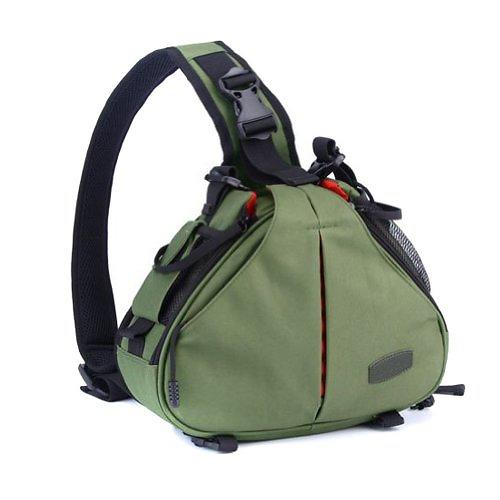 Caden Triangle Portable Sling Bag