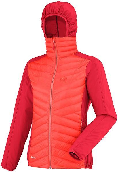 Millet Hybrid Wool Langtang Jacket (Donna)