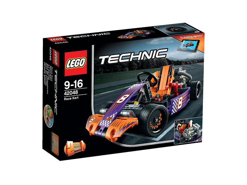 Best deals on LEGO Technic 42048 Race Kart LEGO - Compare prices ...