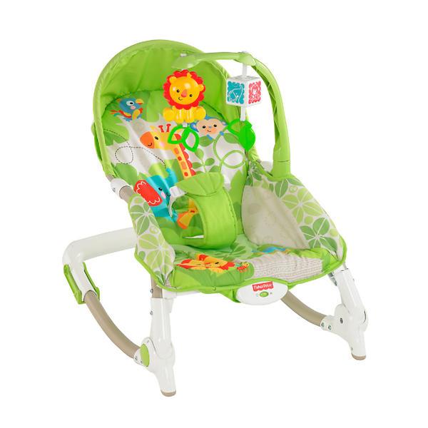 2f50db04 Finn nærmeste butikk som selger Fisher-Price Rainforest Newborn-To-Toddler  Vippestoler