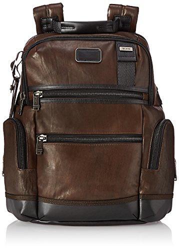 Tumi Alpha Bravo Knox Leather