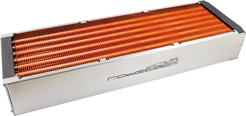 Aqua Computer Airplex Radical 4/420 - Copper