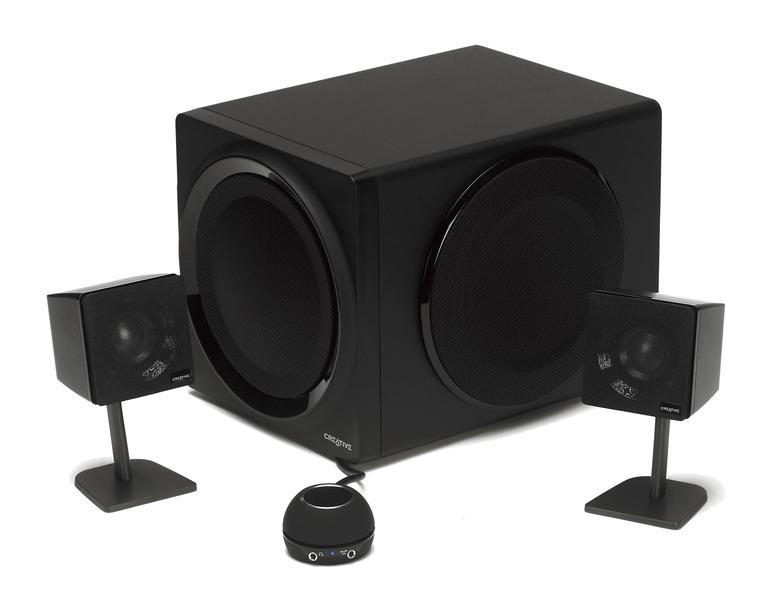 Creative Gigaworks T3 PC-høyttalere - erfaringer   anmeldelser fcc385c4d4602