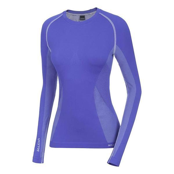 Salewa Ortles Dry LS Shirt (Donna)
