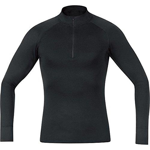 Gore Running Wear Half Zip Turtle Neck LS Shirt (Uomo)