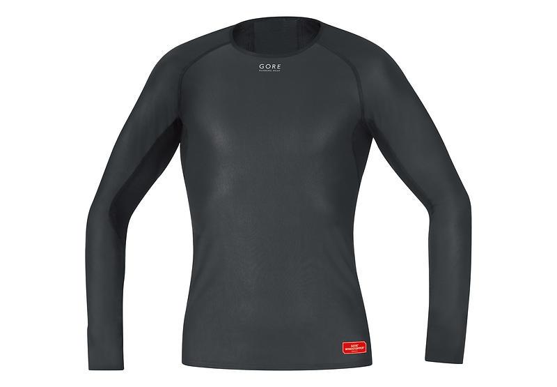 Gore Running Wear Base Layer WS LS Shirt (Uomo)