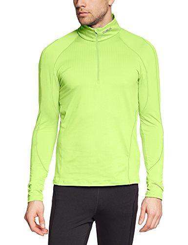 CMP Carbonium Sweat LS Shirt (Uomo)