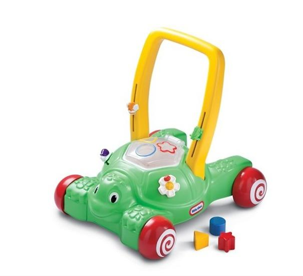 Best Deals On Little Tikes 2 In 1 Push N Play Turtle Push
