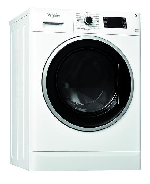 whirlpool wwdc 9614 blanc au meilleur prix comparez les offres de machine laver sur. Black Bedroom Furniture Sets. Home Design Ideas