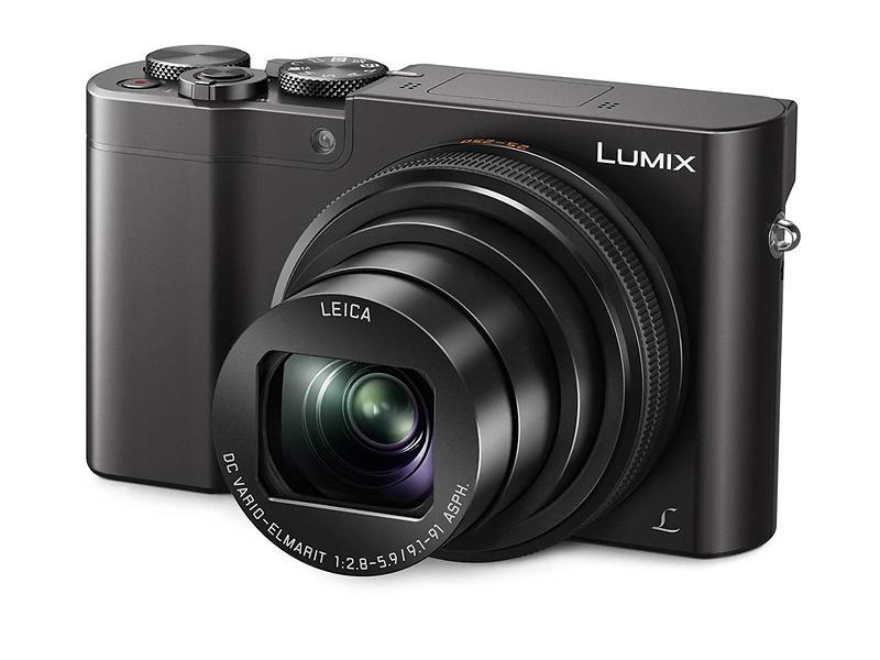 Bild på Panasonic Lumix DMC-TZ100 från Prisjakt.nu