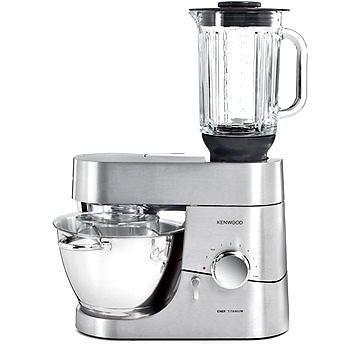 Kenwood limited titanium chef kmc050 robot da cucina al - Robot da cucina offerte ...