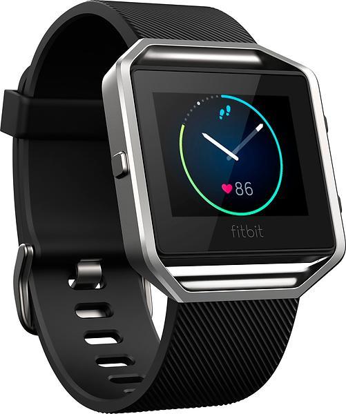 Bild på Fitbit Blaze från Prisjakt.nu