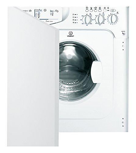 Indesit IWME 106 (Bianco)