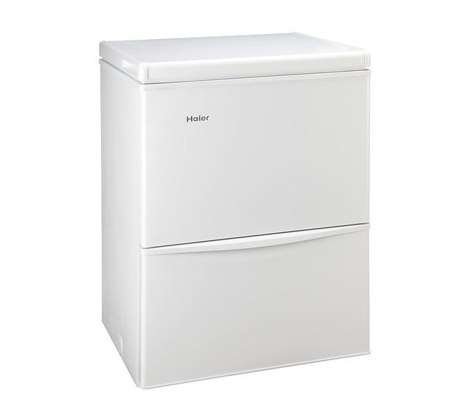 haier lw 110r blanc au meilleur prix comparez les offres de cong lateur coffre sur led nicheur. Black Bedroom Furniture Sets. Home Design Ideas