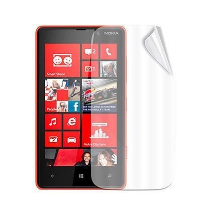 Celly Glossy Screen Protector Film for Nokia Lumia 830