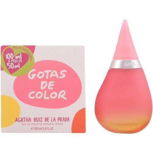 Agatha Ruiz De La Prada Gotas De Color edt 100ml