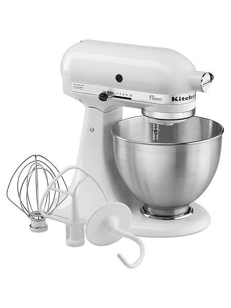 Les meilleures offres de kitchenaid 5ksm45 robot for Avis sur robot kitchenaid