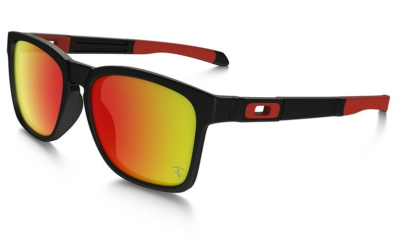 Oakley Catalyst Scuderia Ferrari Collection