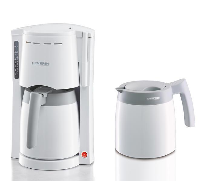 severin ka 9233 au meilleur prix comparez les offres de cafeti re filtre sur led nicheur. Black Bedroom Furniture Sets. Home Design Ideas