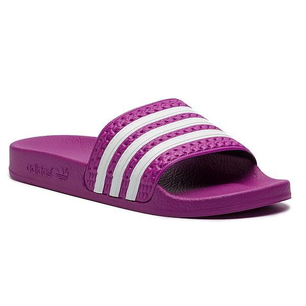 add01475d Prisutviklingen på Adidas Adilette (Dame) Tøffel - Lavest Pris
