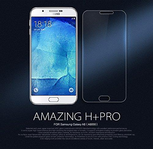 Nillkin H+ Anti Explosion Glass Screen Protector for Samsung Galaxy A8