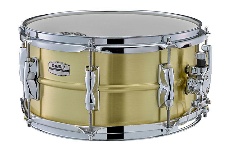 best deals on yamaha recording custom brass snare 13 x6 5 snare drum compare prices on pricespy. Black Bedroom Furniture Sets. Home Design Ideas