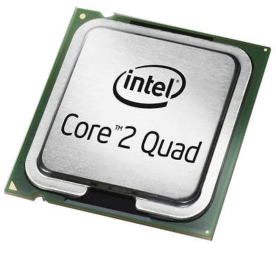 Intel Core 2 Quad Q8300 2,5GHz Socket 775 Box