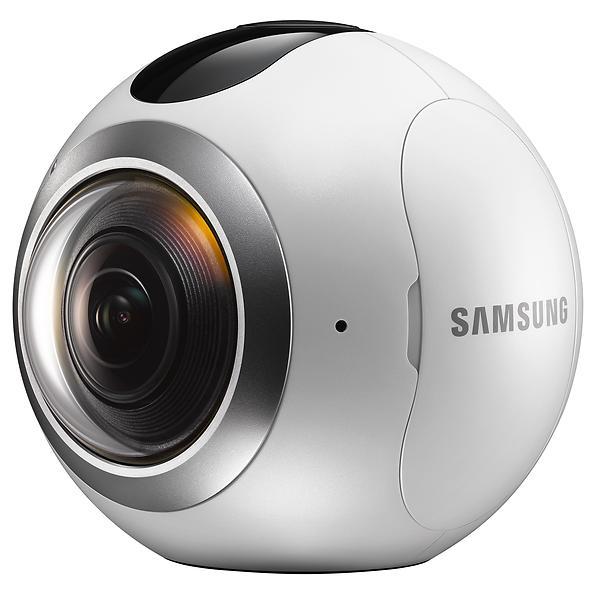 Bild på Samsung Gear 360 Cam SM-C200 från Prisjakt.nu