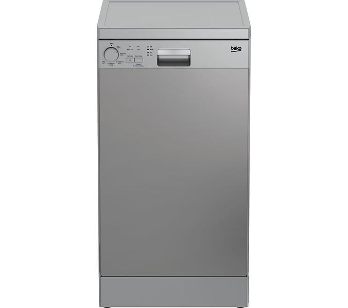 Beko dfs05011 inox lavastoviglie al miglior prezzo for Lavastoviglie libera installazione 45 cm