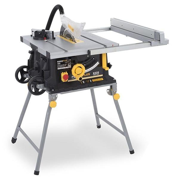 Price History For Powerplus Tools Powx225 Table Saw Find The Best Price