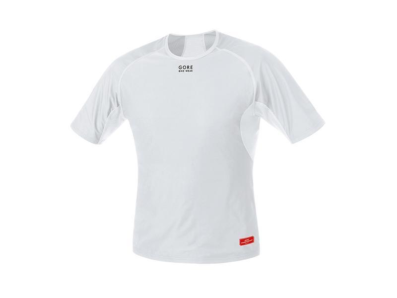 Gore Bike Wear Base Layer Windstopper SS Shirt (Uomo)